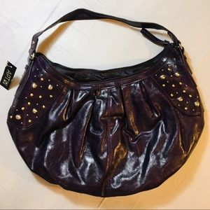 Apt. 9 Deep Plum Purse (NEW!)